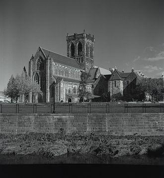 Renfrewshire - Paisley Abbey