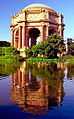 Palace Of Fine Arts Rotunda Reflected.jpg