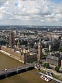 Palace of Westminster and Westminster Bridge, London-7July2007.jpg