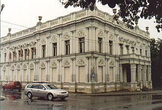 Starogard Gdański - Wiechert Palace
