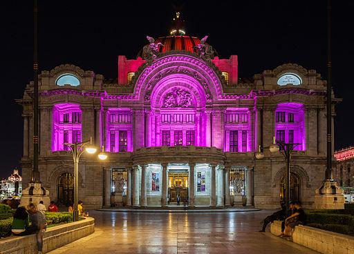 Palacio de Bellas Artes, México D.F., México, 2014-10-13, DD 37