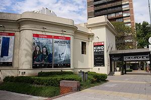 Palais de Glace - Palais de Glace in Buenos Aires.