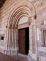 Palais des Rois de Majorque, entrée chapelle supérieure.JPG