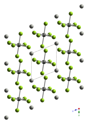 Palladium(II,IV) fluoride