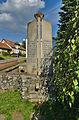 Památník obětem světových válek, Velenov, okres Blansko.jpg