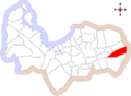 Pangasinan Colored Locator Map-San Quintin.png