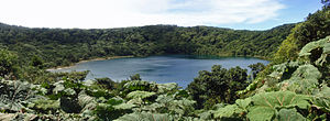 Poás Volcano National Park - Lake Botos is an inactive crater also located within the Poás Volcano National Park.