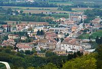 Panorama di Sarmede da Rugolo - Foto di Paolo Steffan.jpg
