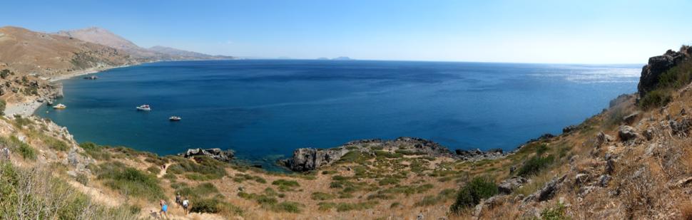 Panoramic Preveli