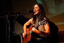 Paola Turci al Festival