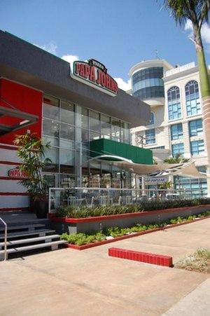 Papa John's Pizza - Papa John's in Santo Domingo, Dominican Republic