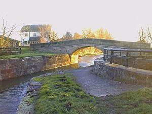 Selby Canal - Paper House Bridge over the Selby Canal