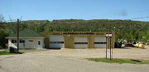 Papineau-Cameron - Municipal building of Papineau-Cameron