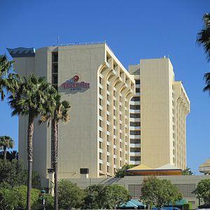 Disney's Paradise Pier Hotel - Image: Paradise Pier Hotel 2014