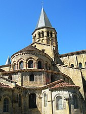Glise difice wikip dia for Architecture romane definition