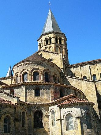 Basilica of Paray-le-Monial - Basilica of Paray-le-Monial.