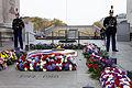 Paris - Arc de Triomphe de l'Etoile - Cérémonie du 11 novembre 2011 - 002.jpg