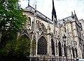 Paris Cathédrale Notre-Dame Nördliches Langhaus 4.jpg