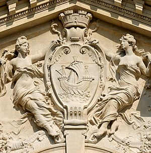 Émile Peynot - Shield of the City of Paris, Petit Palais