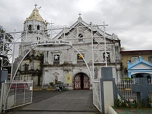Abucay, Bataan - Parish Church of Saint Dominic de Guzman