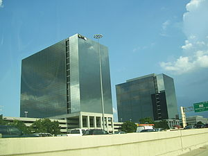 American City Business Journals - Image: Park Towers Houston