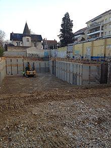 Mur de sout nement wikip dia - Code urbanisme mur de soutenement ...