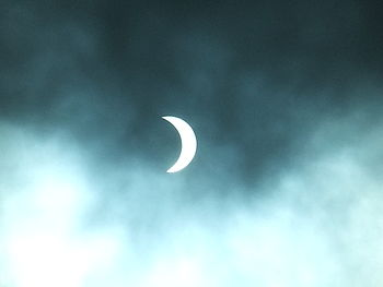 Partial solar eclipse over Sheung Shui 2.JPG