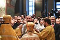 Participation in the liturgy and enthronement of the Primate of the Orthodox Church of Ukraine (2019-02-03) 35.jpeg