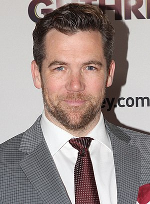 Patrick Brammall - Brammall at the premiere of Ruben Guthrie in 2015