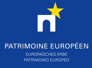 European Heritage Label - Logo for the former intergovernmental scheme
