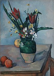 Paul Cézanne - The Vase of Tulips - 1933.423 - Art Institute of Chicago.jpg