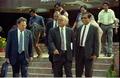 Paul Jozef Crutzen and Dignitaries - Convention Centre Inaugural Ceremony - Science City - Calcutta 1996-12-21 059.tif