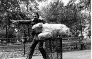 Paul Loeb - Image: Paul Loeb Training Afghan To Jump