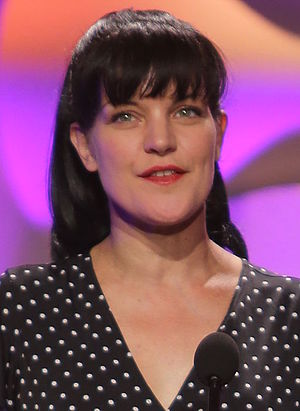 Pauley Perrette - Perrette at the 2014 AHA Hero Dog Awards