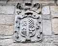 Pazo de Reboreda, Redondela, escudo.JPG