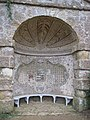 Pebble Alcove - Stowe Gardens - geograph.org.uk - 643959.jpg