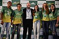 Pedro Parente recebe atletas olímpicos brasileiros 2016b.jpg