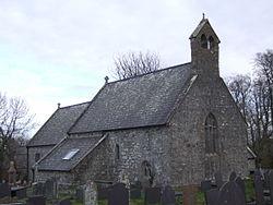 Gereja St Gredifael, Penmynydd
