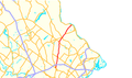 Pennsylvania Route 263 map.png