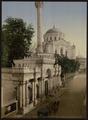 Pertevniyal Valide Sultan Camii, Aksaray, Constantinople, Turkey-LCCN2001699439.tif