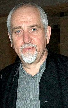 Peter Gabriel nel 2011