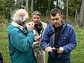 Peter Grant, John Marzluff, David Craig (2460032336).jpg
