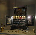 Peter I of Russia's traveling medicine chest (1613-5, Hermitage) 01 by shakko.JPG