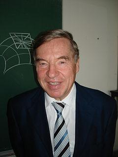 Peter M. Gruber Austrian mathematician