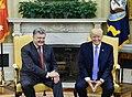 Petro Poroshenko and Donald Trump in the Oval Office, June 2017 (11).jpg