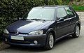 Peugeot 106 Sport Facelift front 20100914.jpg