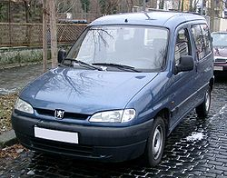 Peugeot Partner (1996-2003)