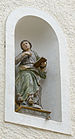 Pfarrkirche Johannes der Täufer Völser Aicha Evangelis Johannes.jpg