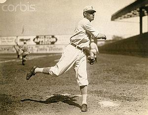 Jeff Pfeffer - Image: Pfeffer Dodgers 1919