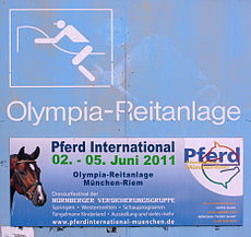 Pferd International 2011 Schild.JPG